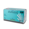 MIRACLE® Blue Nitrile Powder Free Exam Gloves