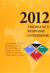 Emergency Response Guidebook (Paperback)