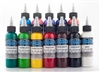 Fusion Color Inks - 1 oz Sample Pack (12 Colors)