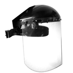 CEP Sorbents Pyramax faceshield w/ Bracket