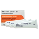 Microdot® Glucose Gel - 3/box