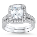 Silver CZ Ring - $15.22