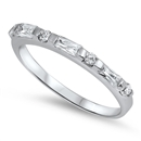 Silver CZ Ring - $5.28