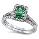 Silver CZ Ring - $11.23