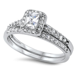 Silver CZ Ring - $9.73