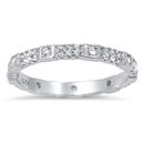 Silver CZ Ring - $6.97
