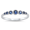 Silver CZ Ring - $3.67