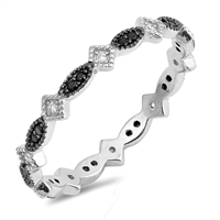 Silver CZ Ring - $5.01