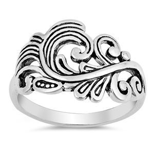 Silver CZ Ring - $5.92