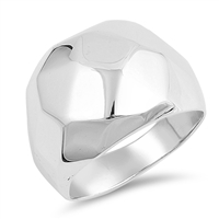 Silver Ring - Dimensional - $12.01