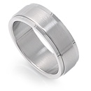 Stainless Steel Ring  -  $2.39