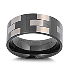 Stainless Steel Band Ring - $4.40