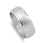 Stainless Steel Band Ring - $1.60