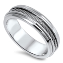 Stainless Steel Ring - $4.28