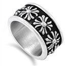 Stainless Steel Ring - $3.90