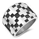 Stainless Steel Ring - $4.75