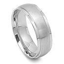 Stainless Steel Ring  -  $1.94