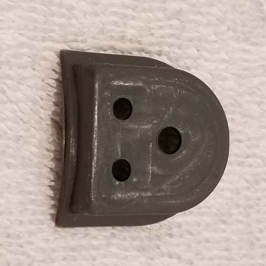 256-23162-60 yamaha reflector stay cover grey PAIR
