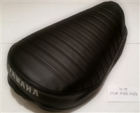 AT2/3-CT2/3<br>Seat foam & Cover<br>1972-1973<br>DT125<br>1974-1975