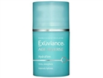 Exuviance Age Reverse HydraFirm is a unique combination of multitasking ingredients targets all visible signs of aging while actively restoring youthful, plumping moisture.