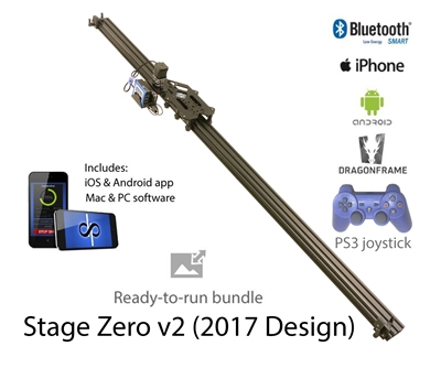 Stage Zero Digital System w/NMX Motion Controller: Build a System