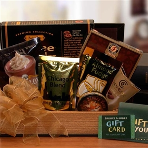 Medium Book Lovers Barnes and Noble Gift Set ($25 Gift Card)