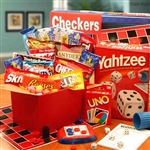 Game and Family Time Snack Pack Md - A Great Gift for the Whole Family!