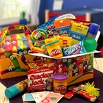 Kids Just Wanna Have Fun Care Package - Activities and Tasty Treats for Children