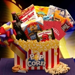 Movie Night Gift Box - A Great Gift for the Whole Family!