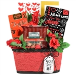 Heart to Heart Gift Basket - A heartfelt gift for someone special