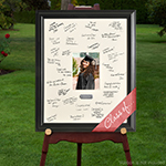 Personalized Celebrations Signature Frame