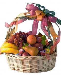 Fresh fruits and assorted gourmet cheese. - Sweet Celebration