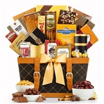 Gourmet Treasures Gift Chest-A true treasure trove of our finest gourmet foods!