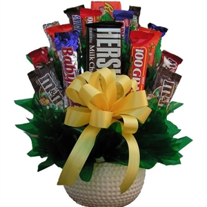 Golf Candy Bouquet is the perfect gift for your favorite golfer!