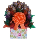 Cadbury Caramel Chocolate Candy Bouquet