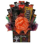 Halloween Spooky Candy Box Bouquet