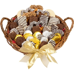 Classic Gourmet Bakery Gift Basket