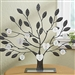 Family Tree Stand - with Silver Personalized Plate