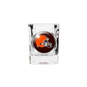 Personalized Cleveland Browns Shot Glass