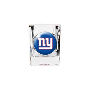 Personalized New York Giants Shot Glass