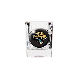 Personalized Jaguars Shot Glass
