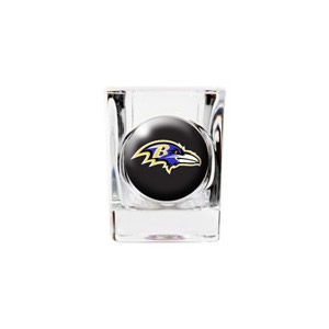 Personalized Baltimore Ravens Shot Glass