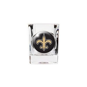Personalized New Orleans Saints Shot Glass