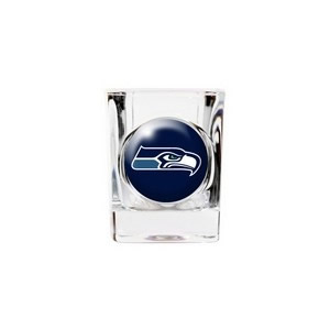 Personalized Seattle Seahawks Shot Glass