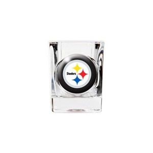 Personalized Pittsburgh Steelers Shot Glass