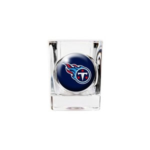 Personalized Tennessee Titans Shot Glass