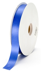 small french blue satin ribbon