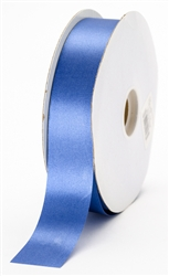 large french blue satin ribbon