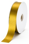 large antique gold satin ribbon