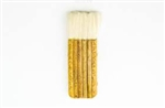 6 Stem MULTI HAKE Japanese Style Potter's Brush 1.5""